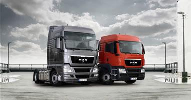 Verkoop en onderhoud van vrachtwagens